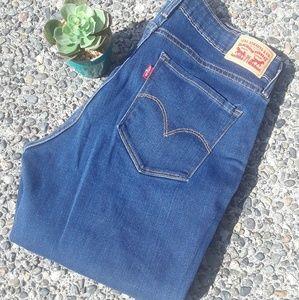 Levi's 815 curvy bootcut jeans sz 31